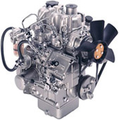 SECODI PERKINS - Perkins 102-05 engine - Technical features
